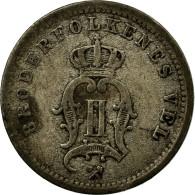 Monnaie, Norvège, 10 Öre, 1876, TB+, Argent, KM:350 - Norvège
