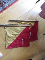 2 WW1 US Army Signal Flags - 1914-18