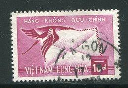 VIET-NAM DU SUD- P.A Y&T N°14- Oblitéré - Viêt-Nam