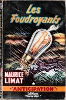 FNA 164 - LIMAT, Maurice - Les Foudroyants (AB+) - Fleuve Noir