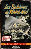 FNA 156 - GUIEU, Jimmy - Les Sphères De Rapa-nui (BE) - Fleuve Noir