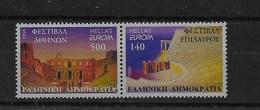 Serie De Grecia Nº Yvert 1964/65 ** - Grecia