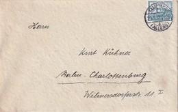 ALLEMAGNE  1933 LETTRE DE KEMPTEN - Deutschland