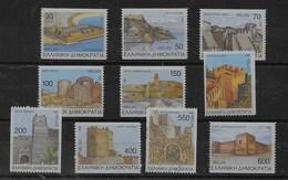 Serie De Grecia Nº Yvert 1966/75 (B) ** - Grecia