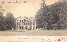 CPA 60 ENVIRONS DE BREZOLLES LA MANCELIERE CHATEAU COTE EST   1903 - France