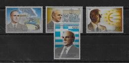 Serie De Grecia Nº Yvert 1989/92 ** - Grecia