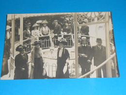 63 ) Chatel-guyon - Sans N° - Carte Photo - - Annèe 1911 - EDIT : - Châtel-Guyon