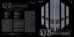 Superlimited Edition CD Rolf Uusvali. BUXTEHUDE. ORGELMUSIK. - Instrumental