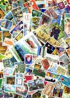 Lot De 500 Timbres Du MONDE Différents (1) - Stamps