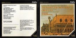 Superlimited Edition CD Rudolf Scheidegger. J.S.BACK 3 KONZERTE FUR ORGEL SOLO. - Instrumental