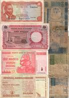 Africa Lot 7 Banknotes - Banknotes