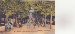 CPA -  NANCY - 28. Une Allée De La Pépinière - Nancy