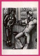 Homosexuel - Gay - Homme - Marin - TOM Of Finland Drawing 1962 - BENEDIKT TASCHEN - Hommes