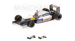Williams Renault FW13B – Nigel Mansell - F1 Test 1991 #5 - Minichamps - Minichamps