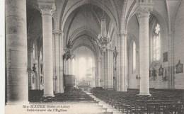 Indre Et Loire - STA MAURE - Intérieur De L' Eglise- Non écrite - France