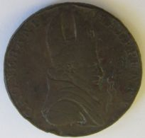 M02068 CRONEBANE - HALFPENNY - ASSOCIATED IRISH MINE COMPANY - 1789 (12g) - Irlande