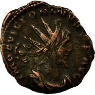 Monnaie, Victorin, Antoninien, AD 269-271, Trèves Ou Cologne, TB+, Billon - 5. L'Anarchie Militaire (235 à 284)