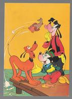 MICKEY MOUSE - TOPOLINO PIPPO PLUTO - Disney