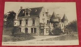 35 - Tremblay - Le Château De La Coquillonnaie ------------- 488 - Autres Communes