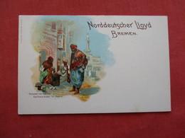 Norddeutscher Lloyd Breman- Kairo --  Ref 3175 - Ships