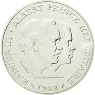Monnaie, Monaco, 100 Francs, 1982, ESSAI, FDC, Argent, Gadoury:MC163, KM:E75 - Monaco