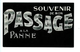 Souvenir De Mon Passage à La Panne / Asséo Frères - De Panne