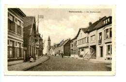 Oostrozebeke - De Statiestraat / Hector Roelens (1948 Vers Braunlage Harz Deutschland) - Oostrozebeke