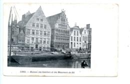 Gand - Maisons Des Bateliers Et Des Mesureurs De Blé / VED - Gent