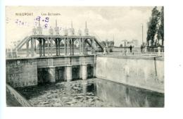 Nieuport - Les Ecluses (B.S. 4. Batterie Res. Feldart. R.4.) - Nieuwpoort