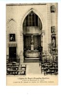 L'Eglise St. Remi à Bruxelles-Maritime à Front Du Boulevard Du Jubilé - L'autel De St. Joseph En Marbre - Maritiem