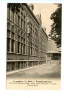 La Paroisse St. Remi à Bruxelles-Maritime - L'Ecole St Remi Pour Filles (façade Nord) - Maritiem