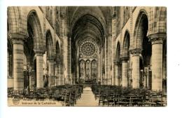 Arlon - Intérieur De La Cathédrale / Albert 37 - Aarlen