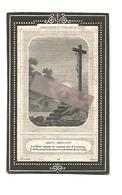 D 698. MARIA FABRY  Wed. J. Craeybeckx - °ST-TRUIDEN 1793 En Aldaar + 1878 - Images Religieuses
