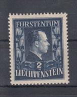 Liechtenstein Michel Cat.No. Mnh/** 304AY - Liechtenstein