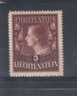 Liechtenstein Michel Cat.No. Mnh/** 305BX - Liechtenstein