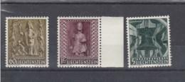 Liechtenstein Michel Cat.No. Mnh/** 386/388 - Liechtenstein