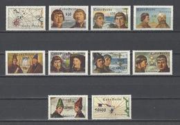 CAP-VERT.  YT   N° 269/278  Neuf * 1952 - Cap Vert
