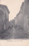 SAINT MACAIRE       RUE DATANT DU XI E SIECLE - Autres Communes