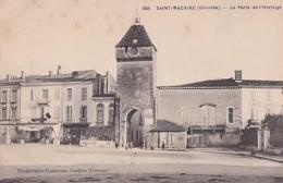 SAINT MACAIRE       PORTE DE L HORLOGE - Autres Communes