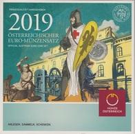 Cartera Euros Austria 2019 - Oostenrijk