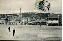 N°70181 -cpa Le Havre -vue Prise De La Nouvelle Jetée- - Port