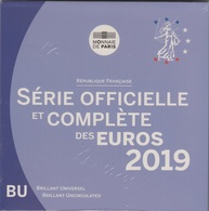 Cartera Euros Francia 2019 - Francia