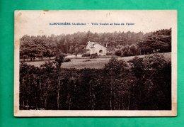07 Ardeche Alboussiere Villa Coulet Et Bois Du Vivier - France