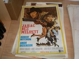Young Billy Young Jahac Bez Milosti Robert Mitchum, Angie Dickinson, - Posters