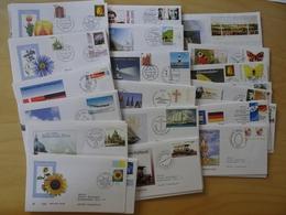 """Bund Jahrgang 2005 """"echt Gelaufene FDC"""" (10354) - FDC: Briefe"""