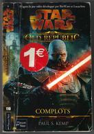 "STAR WARS  N° 110    "" COMPLOTS ""   FLEUVE NOIR - Fleuve Noir"