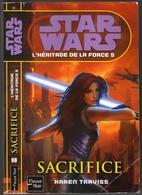 "STAR WARS  N° 98    "" SACRIFICE ""   FLEUVE NOIR - Fleuve Noir"