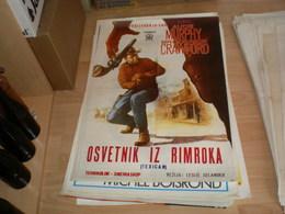 Osvetnik Iz Rimroka Audie Murphy, Broderick Crawford - Posters