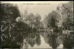 LINKEBEEK :  L'Etang Du Moulin Rose - Linkebeek
