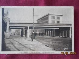 CPSM - Caen - Rue De La Gare - Les Nouveaux Ponts - Caen